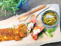 Cloud Bread, Stromboli, Scampi, Ratatouille, Fresh Rolls, Pesto, Food And Drink, Ethnic Recipes, Lasagna