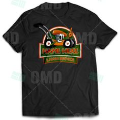 T-Shirts for Your kids lawn care business #kidslawncare