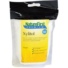 Natures First Xylitol 200g - http://www.veggiemeals.com.au/shop/grocery/natures-first-xylitol-200g/ #200G, #First, #GroceryGtSweeteners, #Health, #NatureS, #Products, #Xylitol #veggiemeals #vegetarian