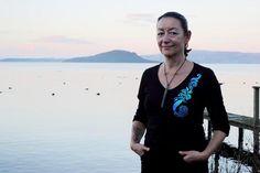 Wikitoria Oman, of Wikitoria Maori Healing.