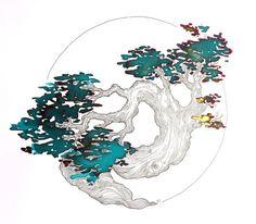 Inktest Tree: J. Herbin ~ Emerald of Chivor