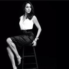 Meghan Markle - Rachel Zane in Suits
