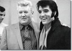 Elvis and Vernon Presley : Press Conference : Las Vegas August 1, 1969