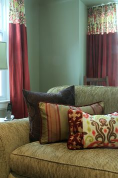 Eclectic Style Living Room by Jane Hall Design