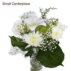 FiftyFlowers.com - Bridal Table Arrangements Fresh White Flowers 12 for 139.99