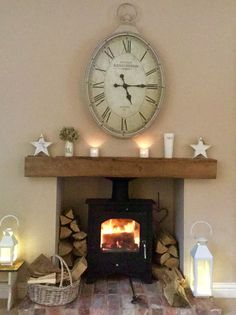 New Photographs small Fireplace Hearth Thoughts Sitting Room fireplace Ivy Cott. - New Photographs small Fireplace Hearth Thoughts Sitting Room fireplace Ivy Cottage The Effective - Cottage Living Rooms, Cottage Interiors, Home Living Room, Living Room Designs, Living Room Decor, Cottage Bedrooms, Log Burner Living Room, Living Room With Fireplace, Small Fireplace