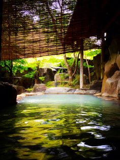 You can go fantastic hot spring in Japan! This is Kurokawa hot spring place one of the biggest place in Japan.