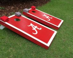 Alabama Cornhole Boards