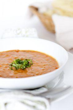 Creamy Tomato Basil Soup with Parmesan   Daydream Kitchen