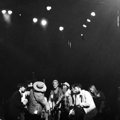 Edward Sharpe and the magnetic zeros at the observatory