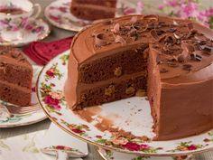 Chocolate Grooms Cake | MrFood.com