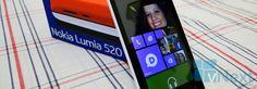 Primeiras impressões do Nokia Lumia 520 com Windows Phone 8