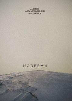 Day 51 of 365 – Macbeth. Buy this Poster.