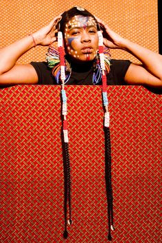 Next up for #ANALOGUENITES is Thandiswa Mazwai on Sun 29 April at moyo Fountains! Doors open at 4pm.