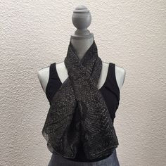 Animal Print Scarf (Made In India)