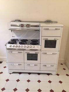 1950s Kelvinator Range Cook Stove For Sale 350 Makes A