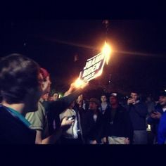 University Of Mississippi Students Riot Over Obama Victory - http://f3v3r.com/2012/11/07/university-of-mississippi-students-riot-over-obama-victory/