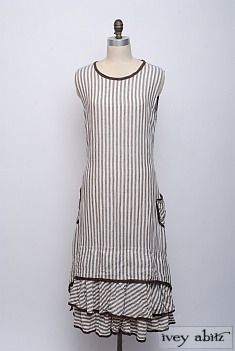 Everett Frock by Ivey Abitz  (Very cute but can't afford clothing line)