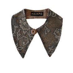 """Fashion is ART [""""One and only"""" Neck Lace Collar] Lace Collar, One And Only, Slow Fashion, Kurtis, Collars, Stuff To Buy, Accessories, Instagram, Art"""