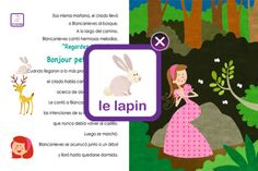 Me Divierto en Francés: app to make it fun for Spanish-speaking children to learn French