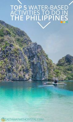 The Top 5 Water Activities to do in the Philippines - Castaway with Crystal