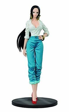 Banpresto One Piece Jeans Freak Boa Hancock Blouson Noir