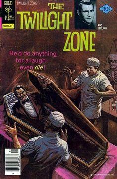 The Twilight Zone Comic #81 Publisher: Gold Key Comics Date: November 1977