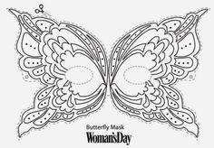 butterfly mask - Google keresés