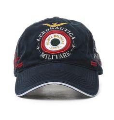 Caps · Cappello Aeronautica Militare uomo - € 24 -30% - HA913CT1652 08184  Aeronautica 3762bf883b38