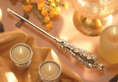Social Light Luxury butane candle lighter.  Great gift for the girl/guy who has everything.
