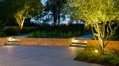 John Davies Landscape created a masterplan for a two-property Cambridgeshire project comprising of two similar looking garden plots linked together via a single curve which gently radiates towards the rear, creating interesting destination spots.