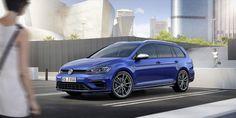 Vernieuwde Volkswagen Golf R - http://www.topgear.nl/autonieuws/vernieuwde-volkswagen-golf-r-variant-2017/