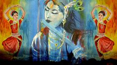 """The most beautiful message of the scriptures which addresses Krishna as Hari – the remover of all defects, and conveys the meaning that """"Sri Krishna is my Eternal Master and also the Master of Everyone else in this universe!!!""""."""