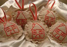 2008 Christmas Ornament Swap #2 by mommiesbee, via Flickr