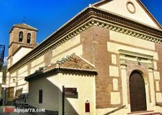 Iglesia de Cherín. #Alpujarra #Granada I Love Alpujarra