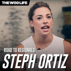 Stephanie Ortiz (@smortiz87) brings quiet determination into the 2016 CrossFit Season. The WOD Life catch up with her on the launch of 16.1 and her Road to Regionals.  Watch Now at BLOG.THEWODLIFE.COM.AU