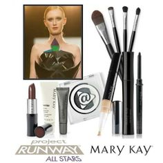 Mary Kay At Play™ was in the spotlight on Project Runway All Stars last night! Recreate the winning look, which featured the Mary Kay At Play™ Baked Eye Trio in Tuxedo and these Mary Kay® favorites: