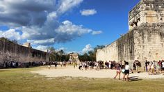 Visiting the Mayan City of Chichen Itza ~ Boarding Gate 101