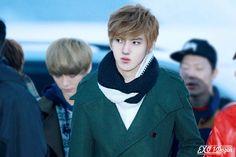 Kris so handsome~ cr exo1dozen