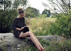 #dots #style #girl #fashion #mismarli