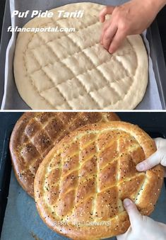 Turkish Recipes, Homemade Beauty Products, Bread Baking, Apple Pie, Donuts, Waffles, Food And Drink, Meals, Cooking