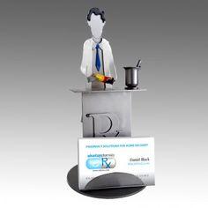Pharmacist Business Card Holder