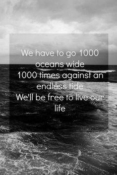 Tokio Hotel 1000 oceans 1000 meere