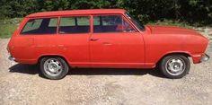Opel B Karavan Benzin Oldtimer Bj 1968 Kult