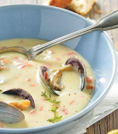 Una suculenta sopa para variar tus menús de siempre y sorprender a tu familia.