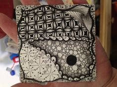 {I want to make coasters for myself using doodle art on ceramic tiles.  ~ Belle}