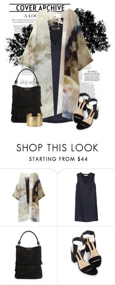 """""""Untitled #631"""" by boho-at-heart ❤ liked on Polyvore featuring Athena Procopiou, Marni, Burberry and Blue Nile"""
