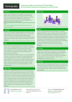 Accounting journal entries cheat sheet accounting tools how do you select a vacuum cup cheat sheet by davidpol httpcheatographydavidpolcheat sheetshow do you select a vacuum cup cheatsheet fluid fandeluxe Gallery