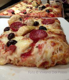"""La pizza e lo sfincione con metodo """"senza impasto"""""""