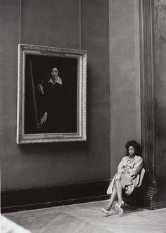 Barbara Klemm, The Louvre